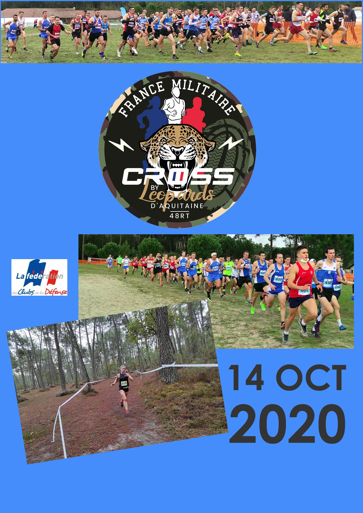 CROSS MILITAIRE CDF