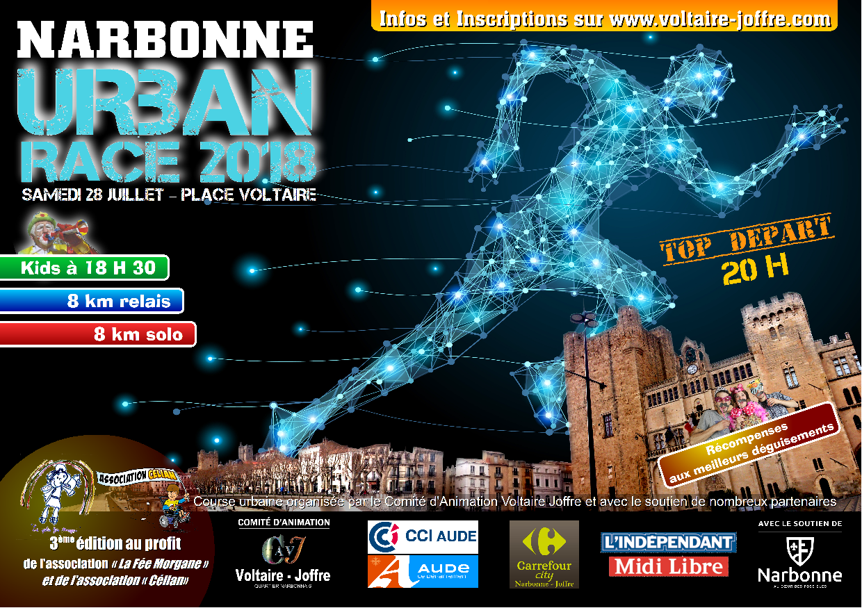 URBAN RACE NARBONNE